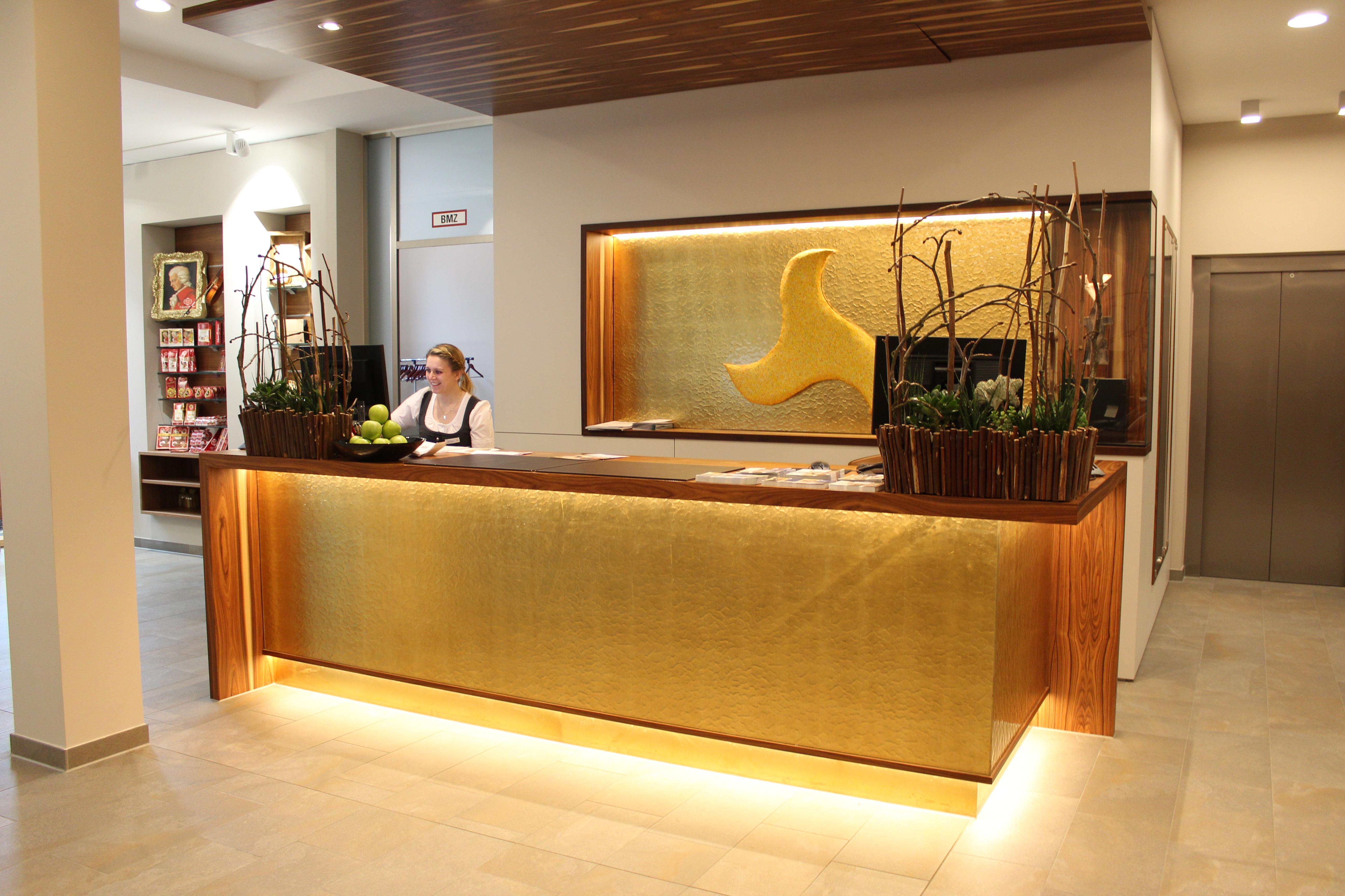 arbeiten im wellness heaven klosterhof premium hotel health resort in bayerisch gmain. Black Bedroom Furniture Sets. Home Design Ideas