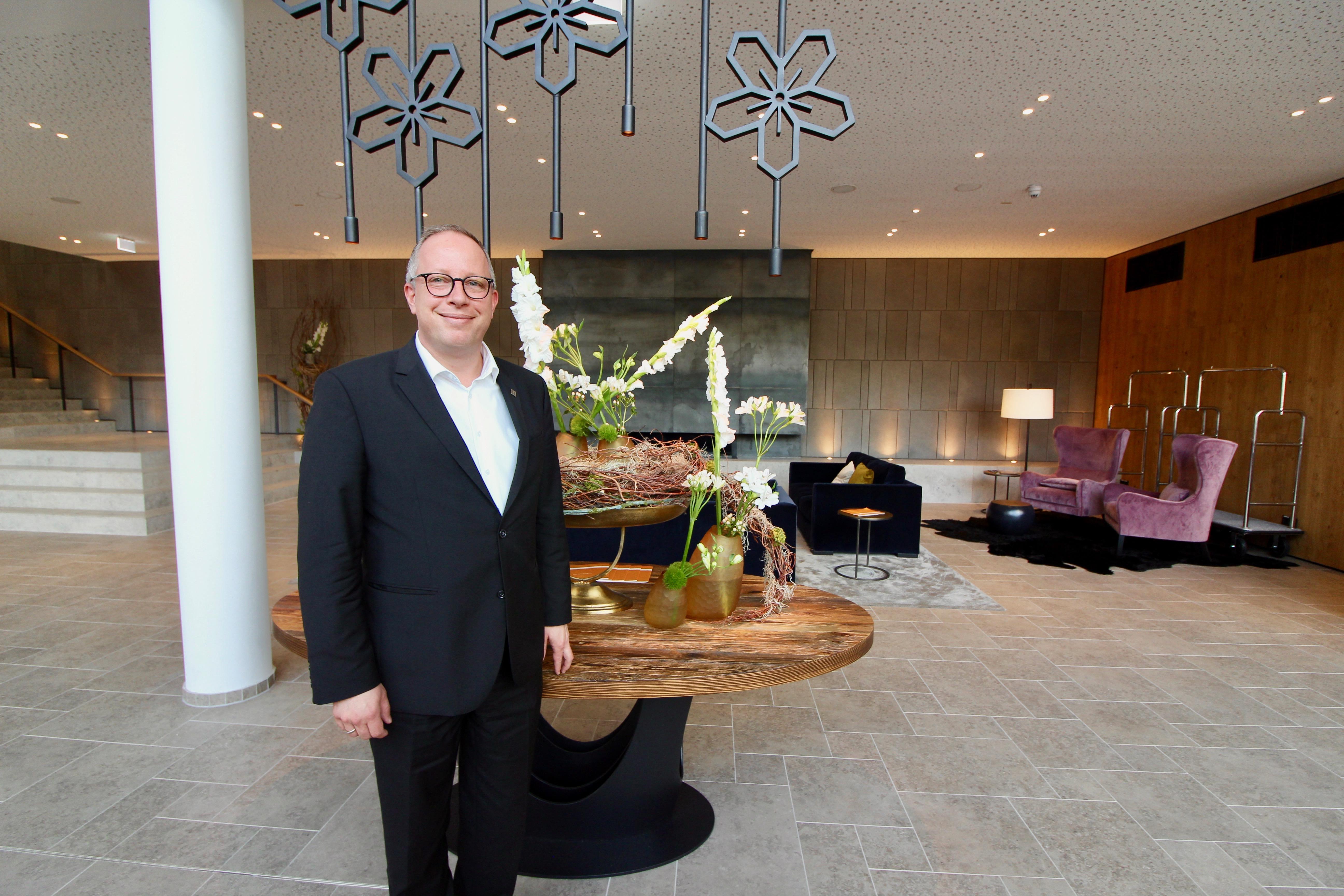 Michael Braun: Ein Hoteldirektor zum Anfassen