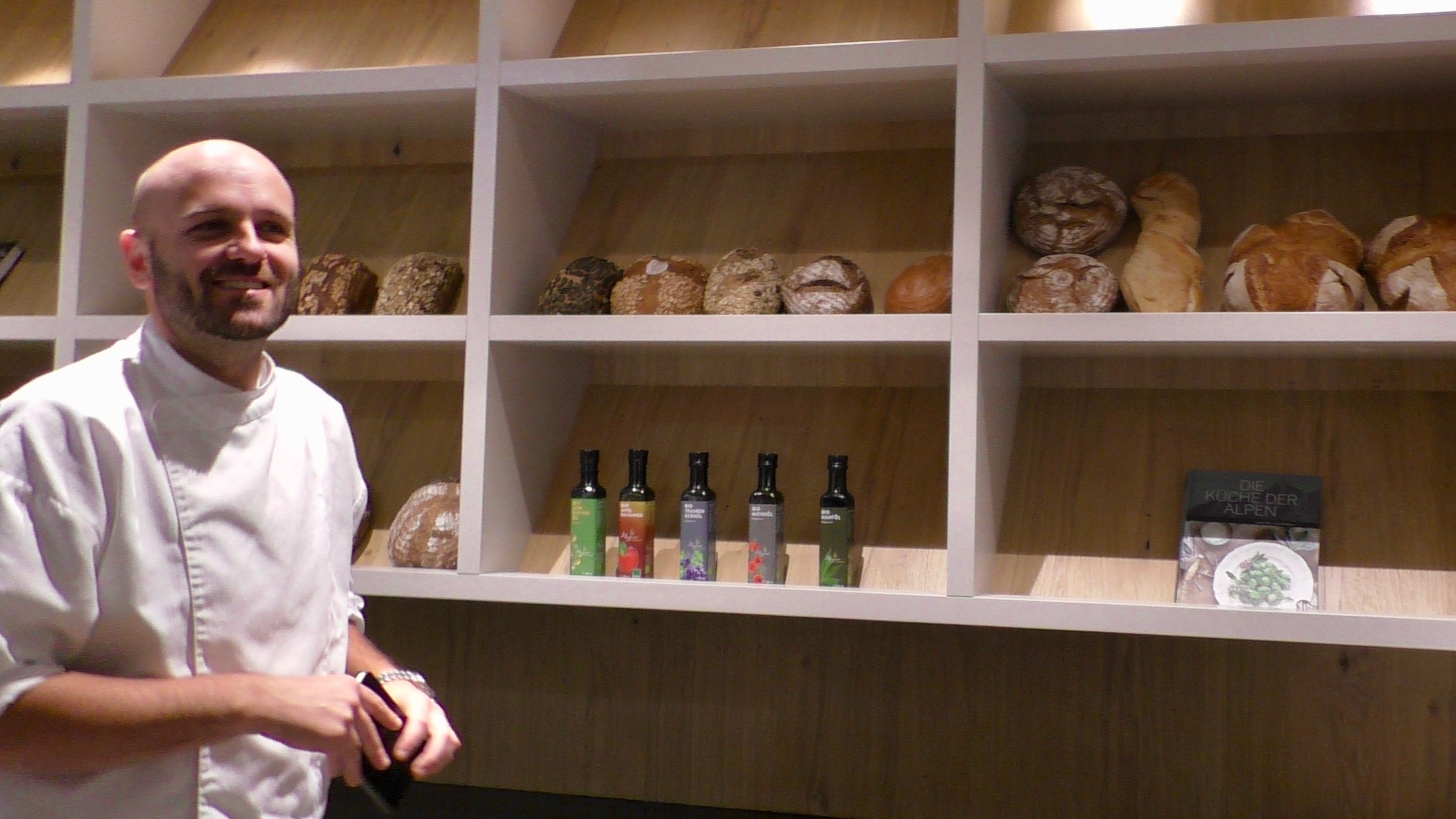 Ein Spitzenkoch kocht an der Spitze: Alexander Raddatz