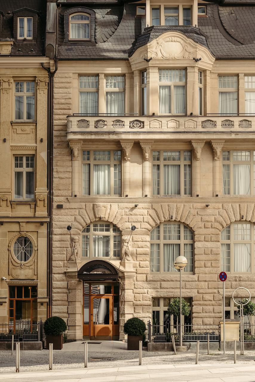 Gastgeber mit Villa: AMERON Frankfurt Neckarvillen Boutique
