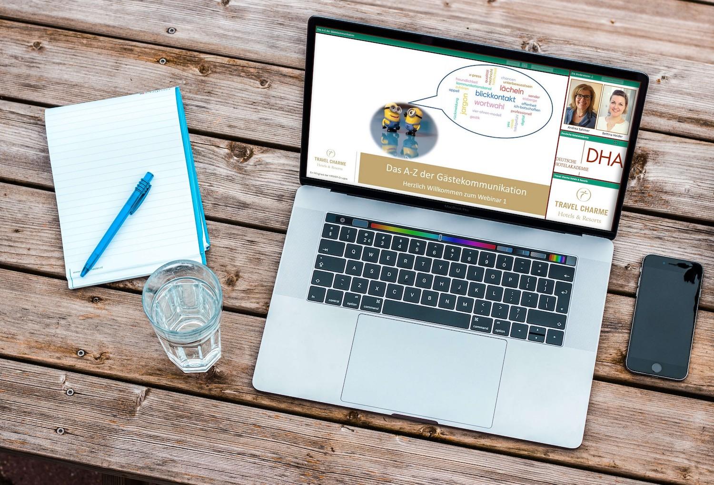Travel Charme Hotels& Resorts und Deutsche Hotelakademie starten digitale Bildungsoffensive