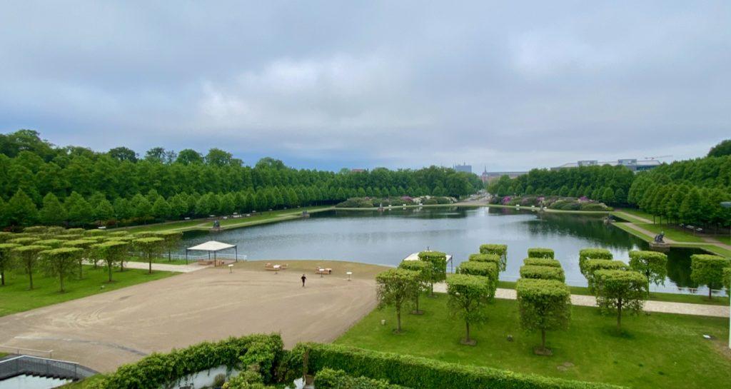 Hommage an die Luxushotellerie: Parkhotel Bremen